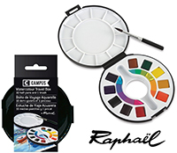 Raphael акварелни бои