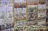 Mediums for DECOUPAGE