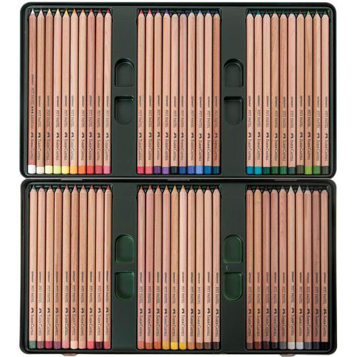 Faber Castell  пастелни моливи