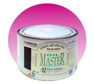 AM0033FO - MASTER oil paint 500 ml