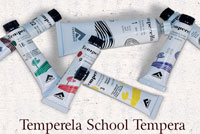 Temperela tempera  paints